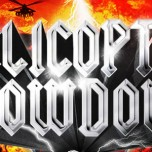 Helicopter Showdown Logo Design