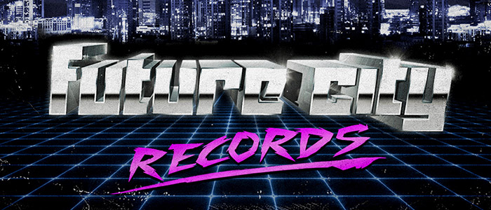 Future City Records Design