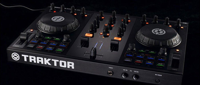 Traktor Kontrol S2 Performance Routine & Review