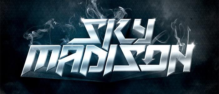 Sky Madison Logo Design